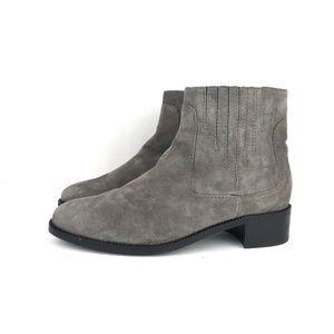 Aquatalia Suede Ankle Boots size 7.5